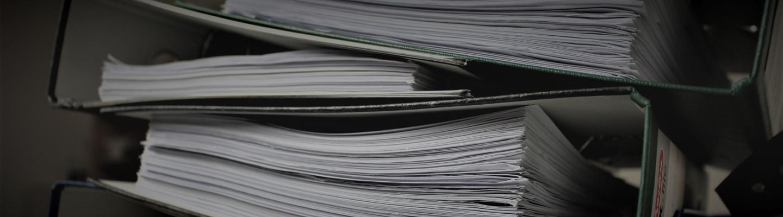 Księgi z dokumentami