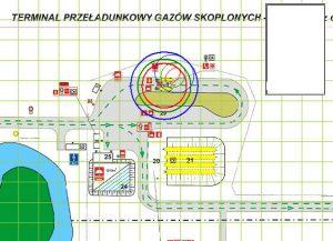 Mapa terminala gazów skroplonych