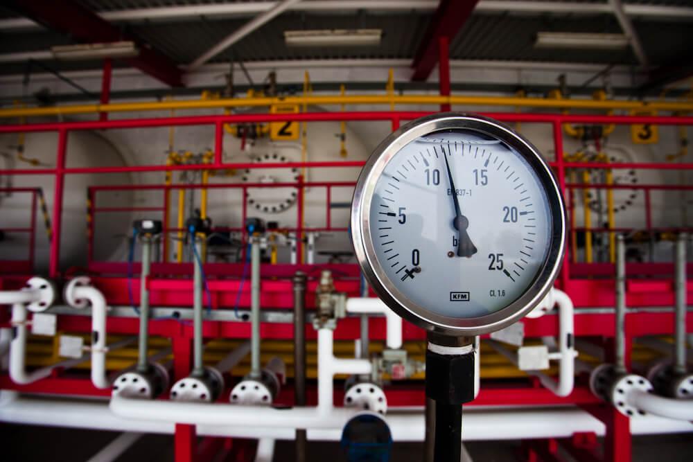 Zegar mierzący ciśnienie