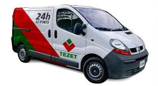Samochód TEZET